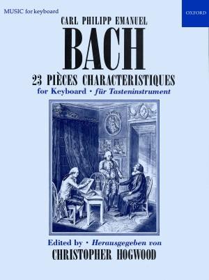 Bach: 23 Pièces characteristiques