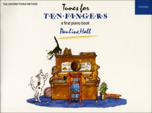 Hall: Tunes for Ten Fingers Product Image