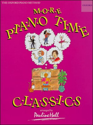 Hall: More Piano Time Classics