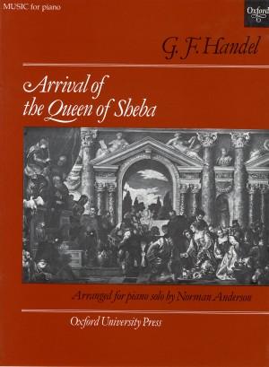 Handel: Arrival of the Queen of Sheba