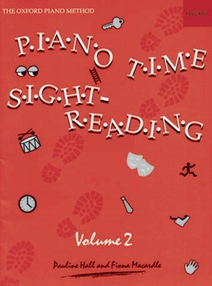 Hall: Piano Time Sightreading Book 2