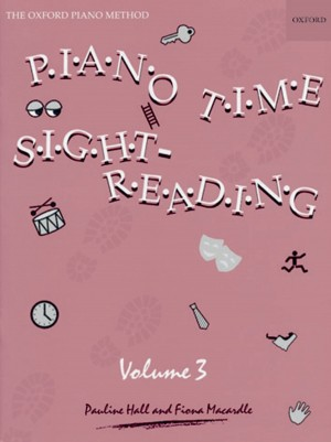 Hall: Piano Time Sightreading Book 3