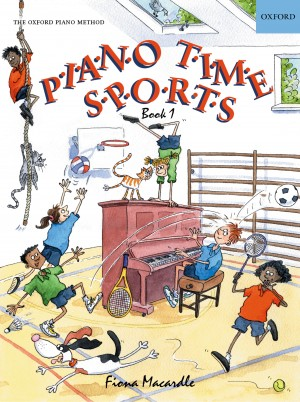 Macardle: Piano Time Sports Book 1