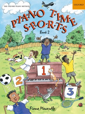 Macardle: Piano Time Sports Book 2