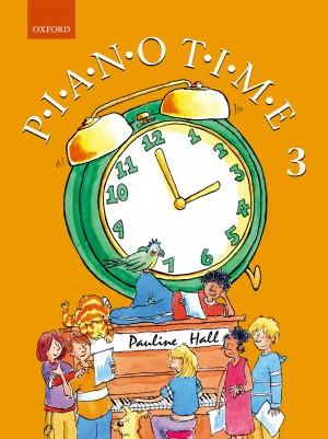 Hall: Piano Time 3