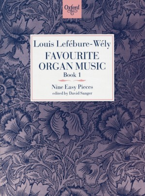 Lefebure-Wely: Favourite Organ Music Book 1: Nine Easy Pieces