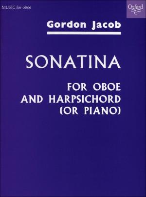 Jacob: Oboe Sonatina