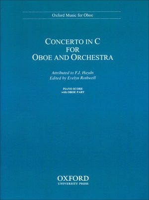 Haydn: Concerto for oboe and orchestra