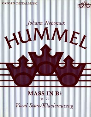Hummel: Mass in B flat