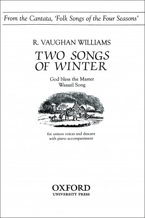 Vaughan Williams: Two songs of winter