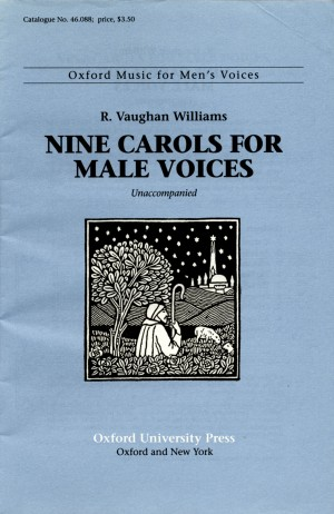 Vaughan Williams: Nine Carols for male voices