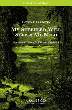 Baldwin: My shepherd will supply my need