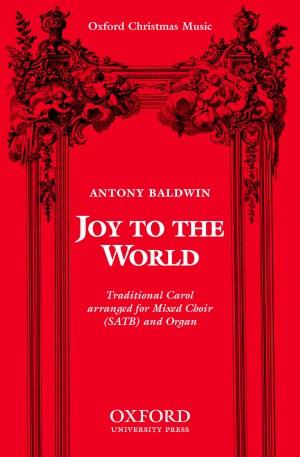 Baldwin: Joy to the world