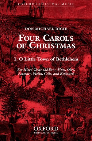 Dicie: O little town of Bethlehem