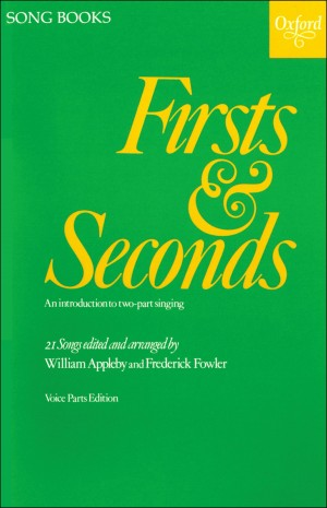 Appleby: Firsts and Seconds