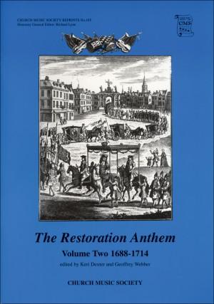 Dexter: The Restoration Anthem Volume 2 1688-1714