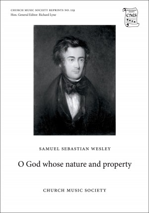Wesley: O God whose nature and property