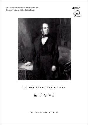 Wesley: Jubilate in E
