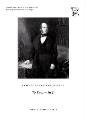 Wesley: Te Deum in E