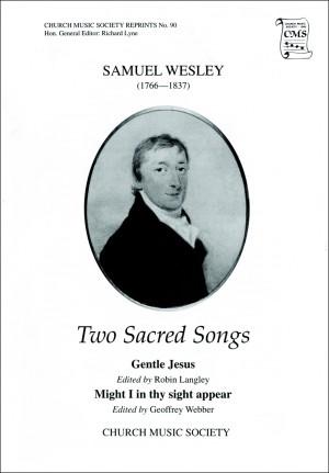 Wesley: Two Sacred Songs