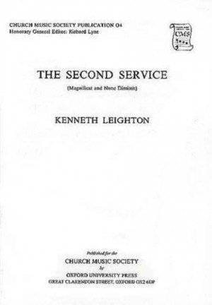 Leighton: Magnificat and Nunc Dimittis from the Second Service