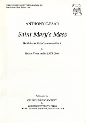 Caesar: St Mary's Mass