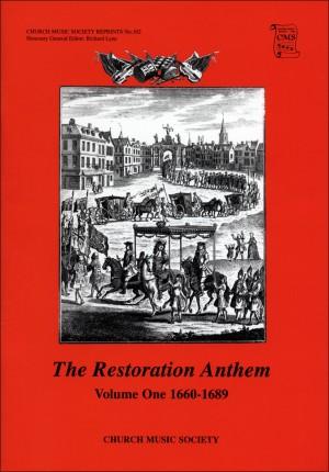 Dexter: The Restoration Anthem Volume 1 1660-1689