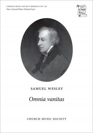 Wesley: Omnia vanitas