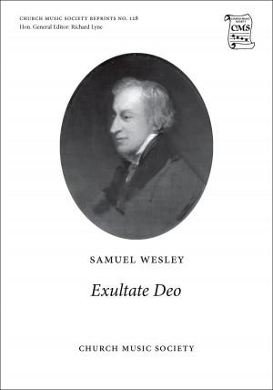 Wesley: Exultate Deo