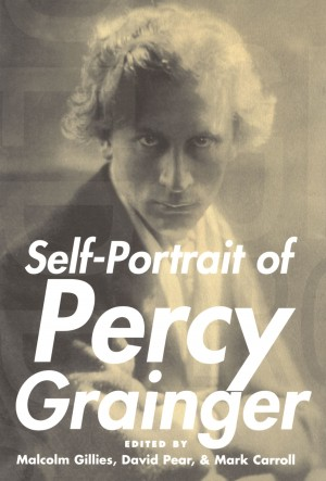 Self-Portrait of Percy Grainger