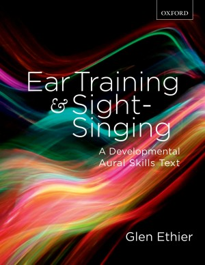 Ear Training and Sight Singing: A Developmental Aural Skills Text Product Image