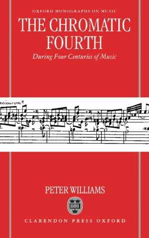 The Chromatic Fourth During Four Centuries of Music