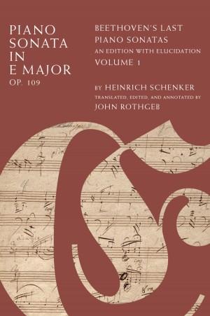 Piano Sonata in E Major, Op. 109