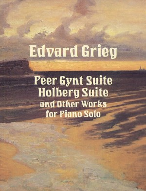 Grieg: Funeral March: Rikard Nordraak in memoriam (page 1 of