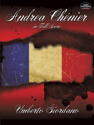 Giordano: Andrea Chenier in Full Score