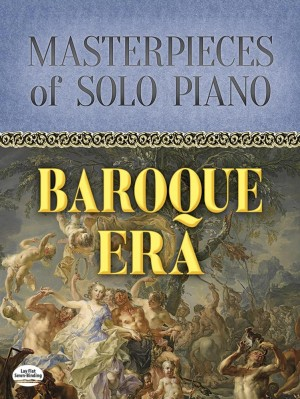Masterpieces Of Solo Piano: Baroque Era Product Image