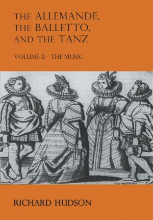 The Allemande and the Tanz Volume 2