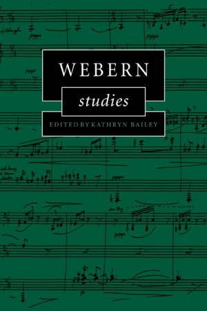 Webern Studies