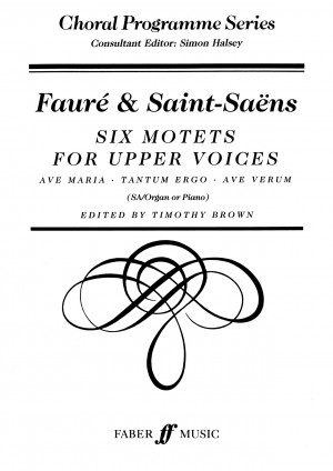 Saint-Saëns: Ave Maria (page 1 of 4) | Presto Sheet Music