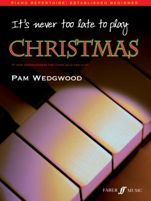 Pam Wedgwood: It's never too late to play Christmas