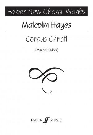 Corpus Christi. SATB acc. Product Image