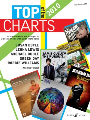 Top of the Charts 2010 (PVG)   Presto Sheet Music