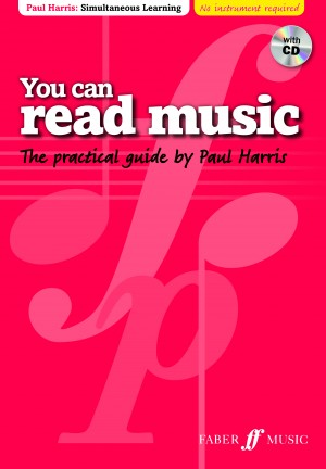 Paul Harris: You Can Read Music - All Instruments
