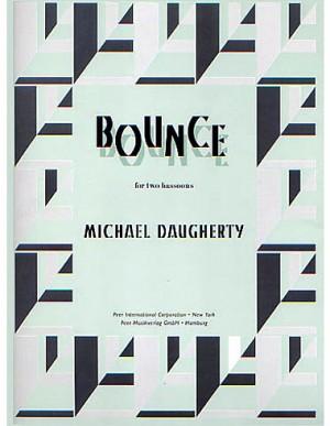 Michael Daugherty: Bounce