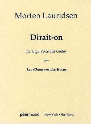 Morten Lauridsen: Dirait-On