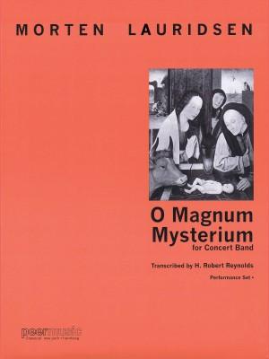 Morten Lauridsen: O Magnum Mysterium
