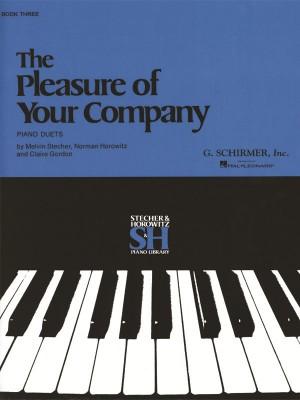 The Pleasure of Your Company - Book 3