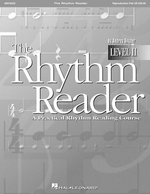 Audrey Snyder: The Rhythm Reader II