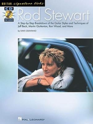Signature Licks: Rod Stewart