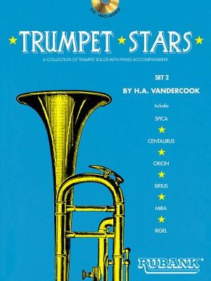 VanderCook, H A: Trumpet Stars Set 2